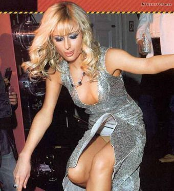 Britney lance des upskirts nues